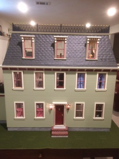 Hillsboro Milled Dollhouse kit - Click Image to Close