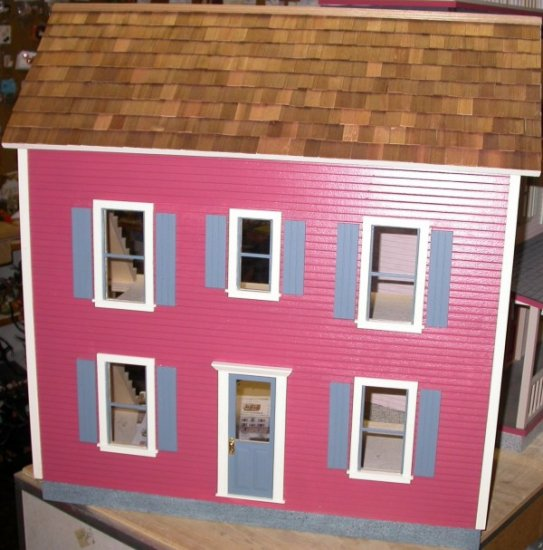 Aldbury Milled Dollhouse Kit - Click Image to Close