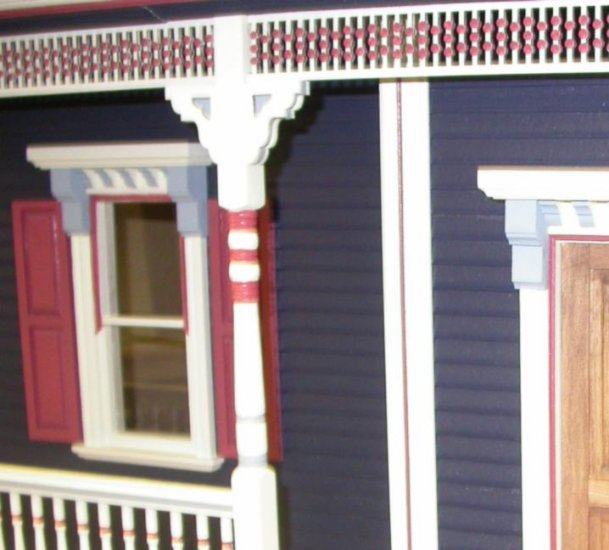 Manchester Milled Dollhouse Kit - Click Image to Close