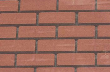 Real Brick On A Mesh Sheet Mh5400 20 00 Miniature