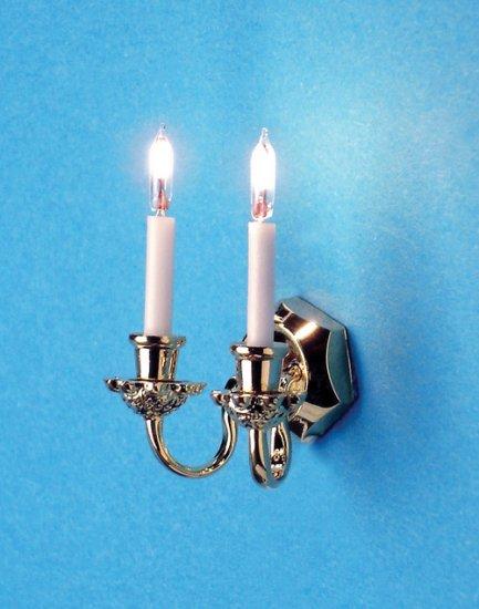 Double Wall Sconce W/Bi-Pin Bulb 12 V. & Double Wall Sconce W/Bi-Pin Bulb 12 V. [MH45103] - $16.00 ...