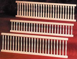 Balusters Posts Amp Railings Miniature Dollhouses Amp Doll