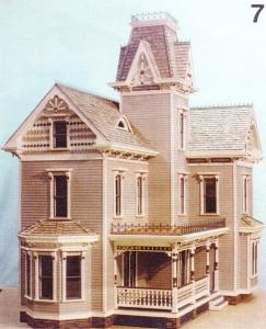 Design 7 Ac 4382 Miniature Dollhouses Doll