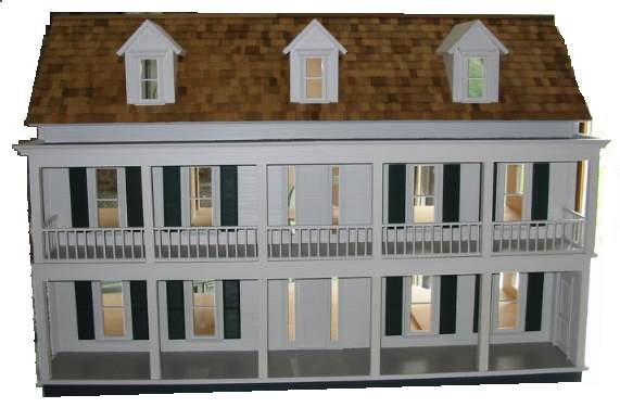 Early Victorian Miniature Dollhouses Amp Doll House