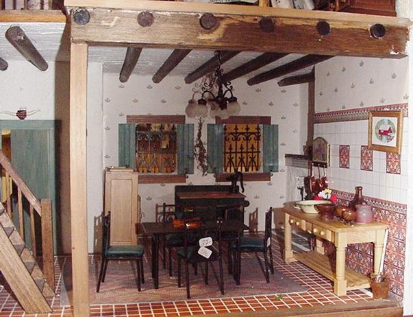 Ellsworth Dollhouse Kit 239 00 Miniature Dollhouses