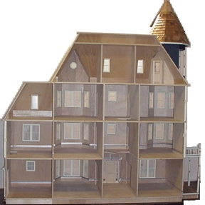 Glencliff Plan 3600 Miniature Dollhouses Doll House