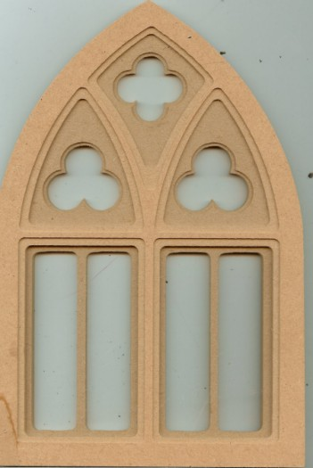 Gothic Window AC1017