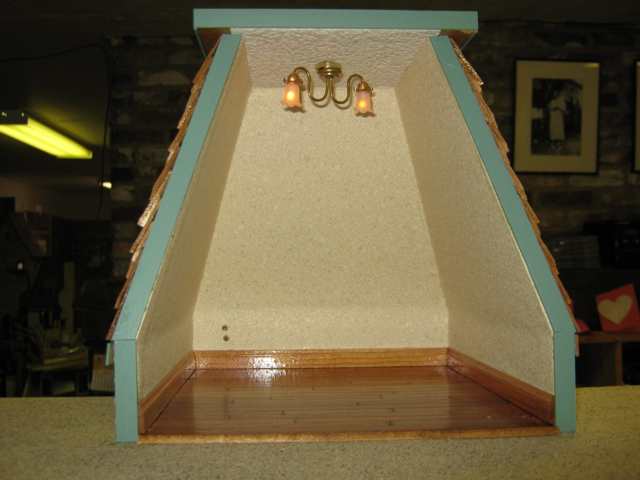 Manchester Milled Dollhouse Kit 332 00 Miniature