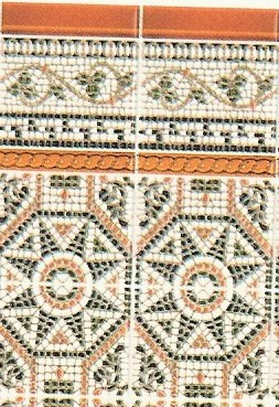 Mediterranean Wall Tile - Click Image to Close