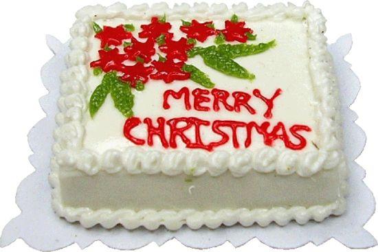Merry Christmas Sheet Cake BD K2306 950 Miniature