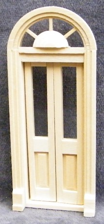 Genial Palladian Double Split Door
