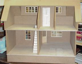 Rye Dollhouse Plans 1500 Miniature Dollhouses Doll House