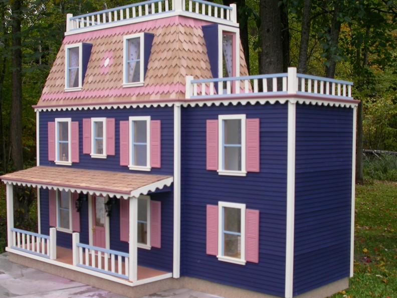 Belmont Milled Dollhouse Kit 286 00 Miniature