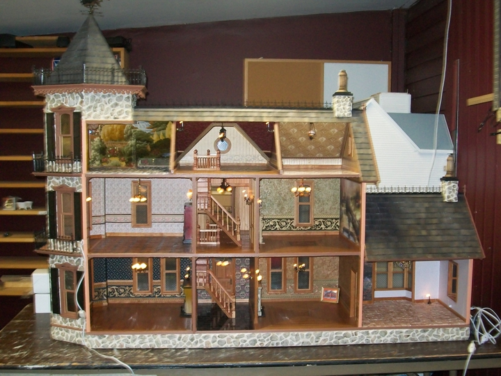 Dollhouses And Miniatures Amp Dollhouses For Sale Earth