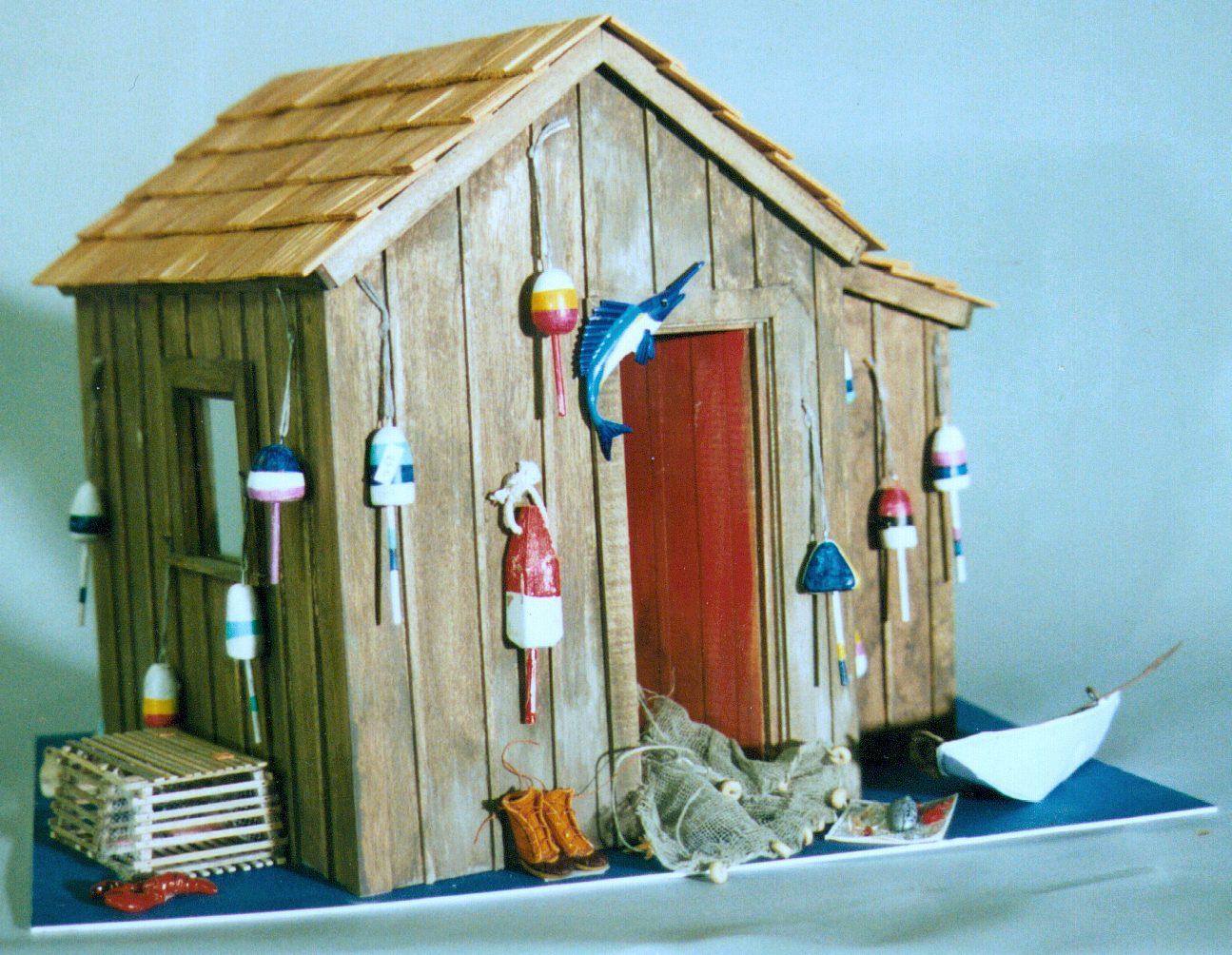 Seabrook Dollhouse Kit 35 00 Miniature Dollhouses